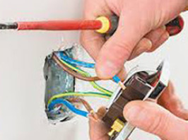 domestic electrical work